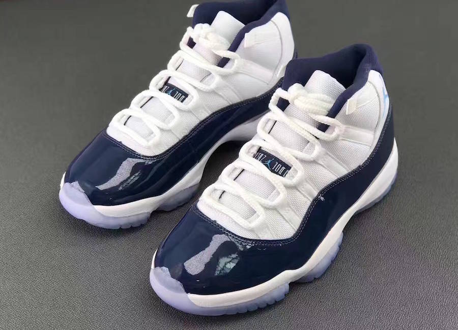Air Jordan 11 Retro Midnight Navy