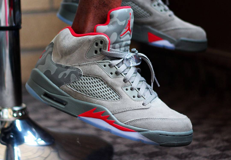 Air Jordan 5 Retro Dark Stucco - @_sneaker_rob