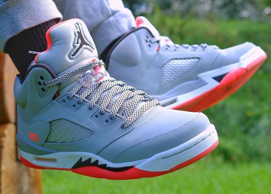 Air Jordan 5 Retro Hot Lava - @flosize8