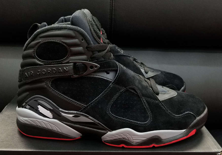 Air Jordan 8 Retro Alternate Bred
