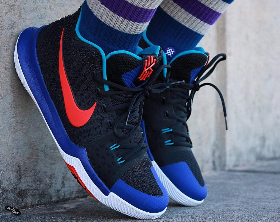 Avis Chaussure Nike Kyrie 3 Kyrache Light Huarache Ultramarine