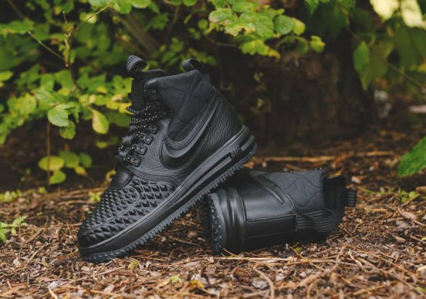 Nike Lunar Force 1 '17 Duckboot 'Triple Black'