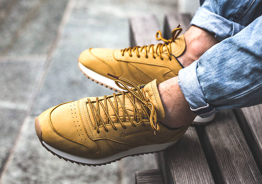 Reebok Classic Leather Ripple WP 'Workboot'