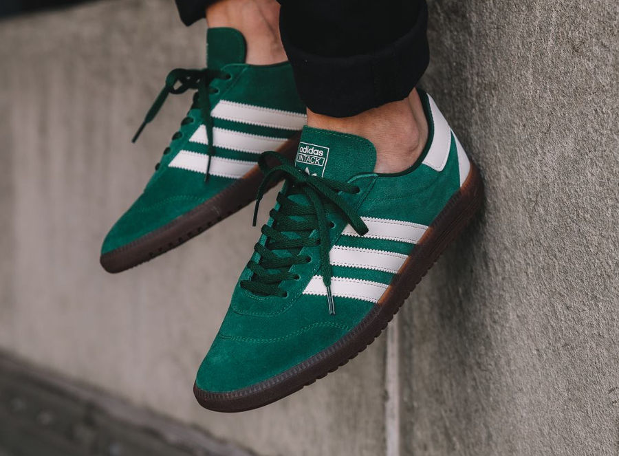 Chaussure Adidas Spezial SPZL Intack Gaucho Dark Green