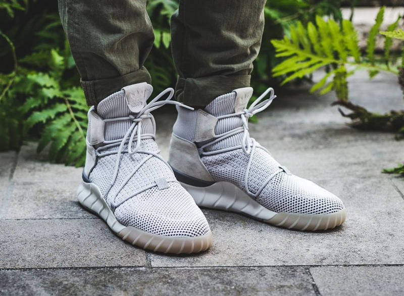 Adidas Tubular X 2.0 Primeknit 'Grey One'