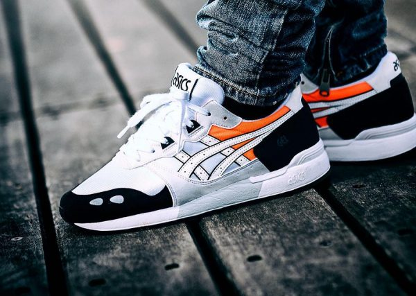 Chaussure Asics Gel Lyte OG 1987 Retro Orange (30th Anniversary)