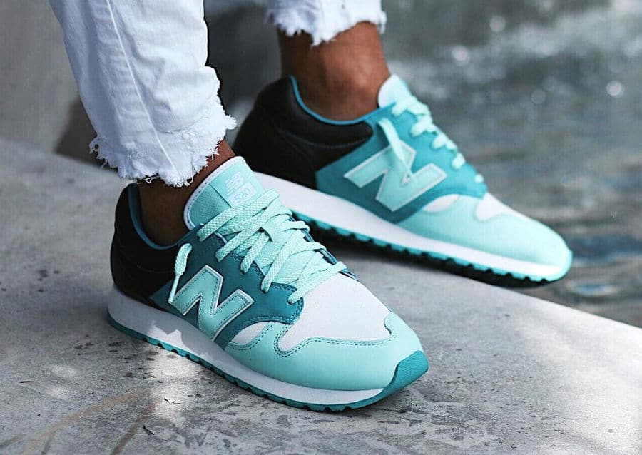 Hanon x New Balance 520 'Fisherman's Blues'
