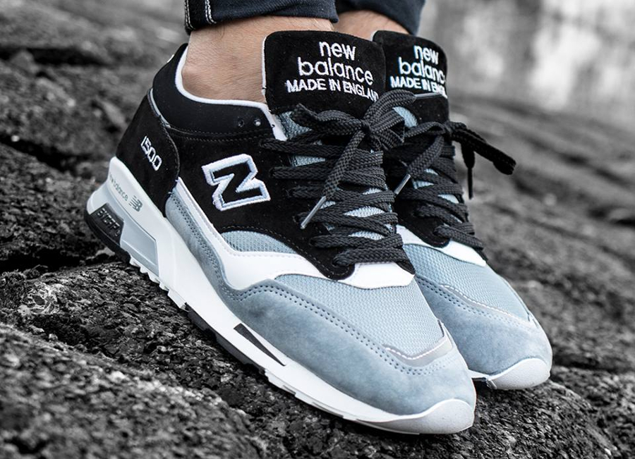 New Balance M 1500 PSK 'Black/Blue' (made in UK)