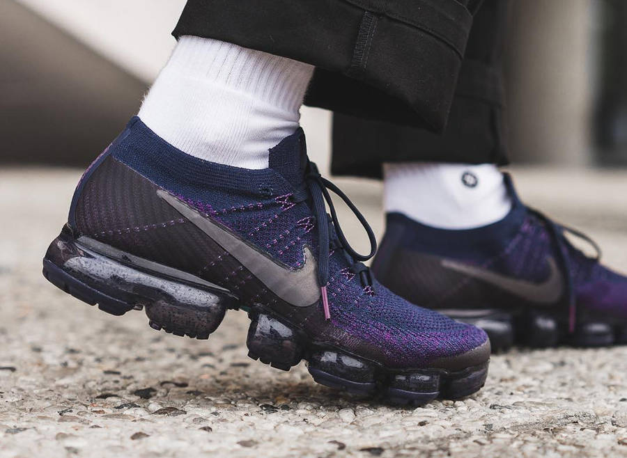 Nike Air Vapormax 'Night Purple'