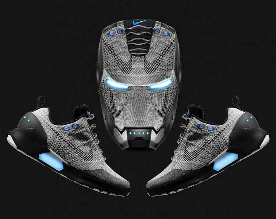 Ironman x Nike Hyperadapt 1.0