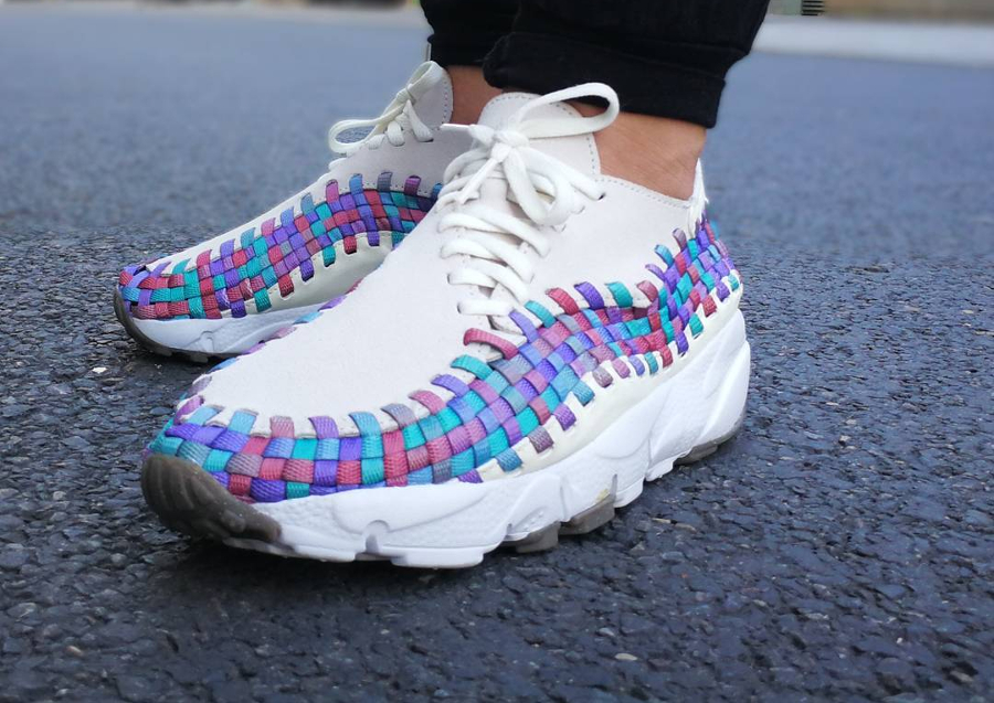 Nike Air Footscape NM Orchid Mist - @marionpocasneakers