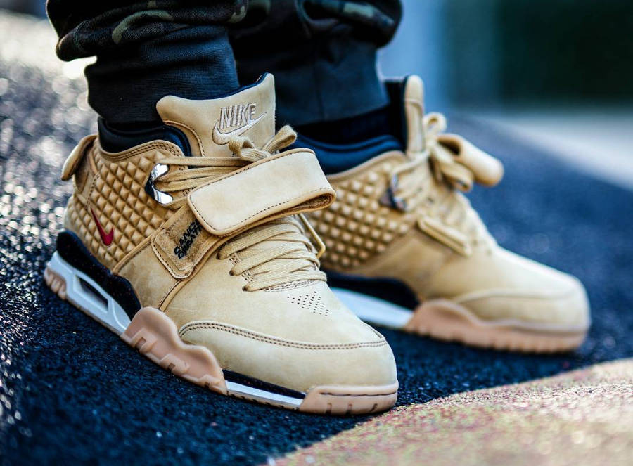 Nike Air Trainer V Cruz Wheat - @j.kjerulff