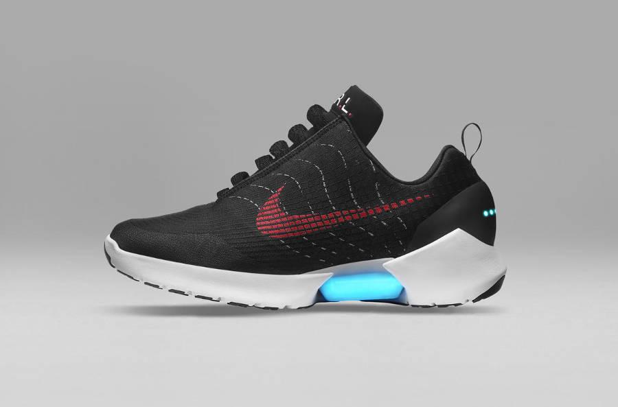 Nike Hyperadapt 1.0 Red Lagoon