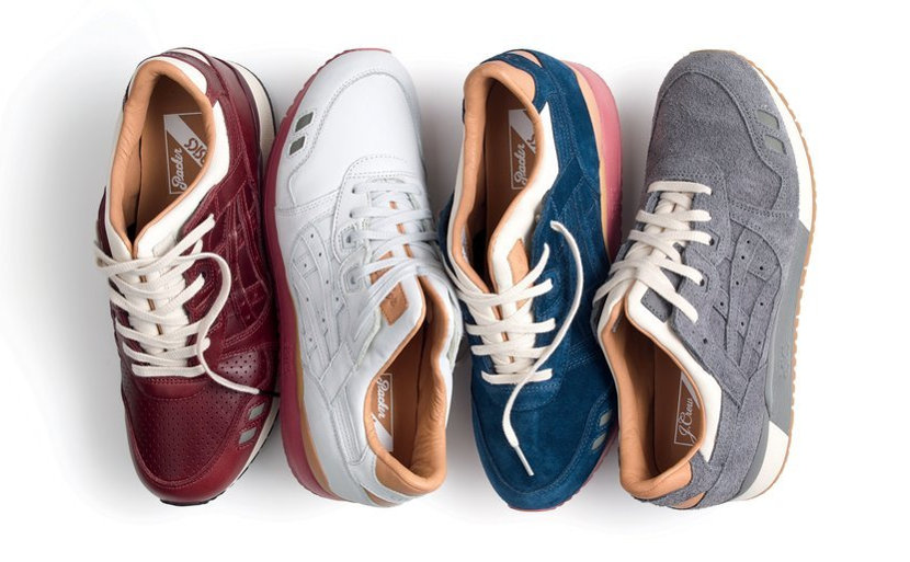 Packer Shoes x J.Crew x Asics Tiger '110th Anniversary'