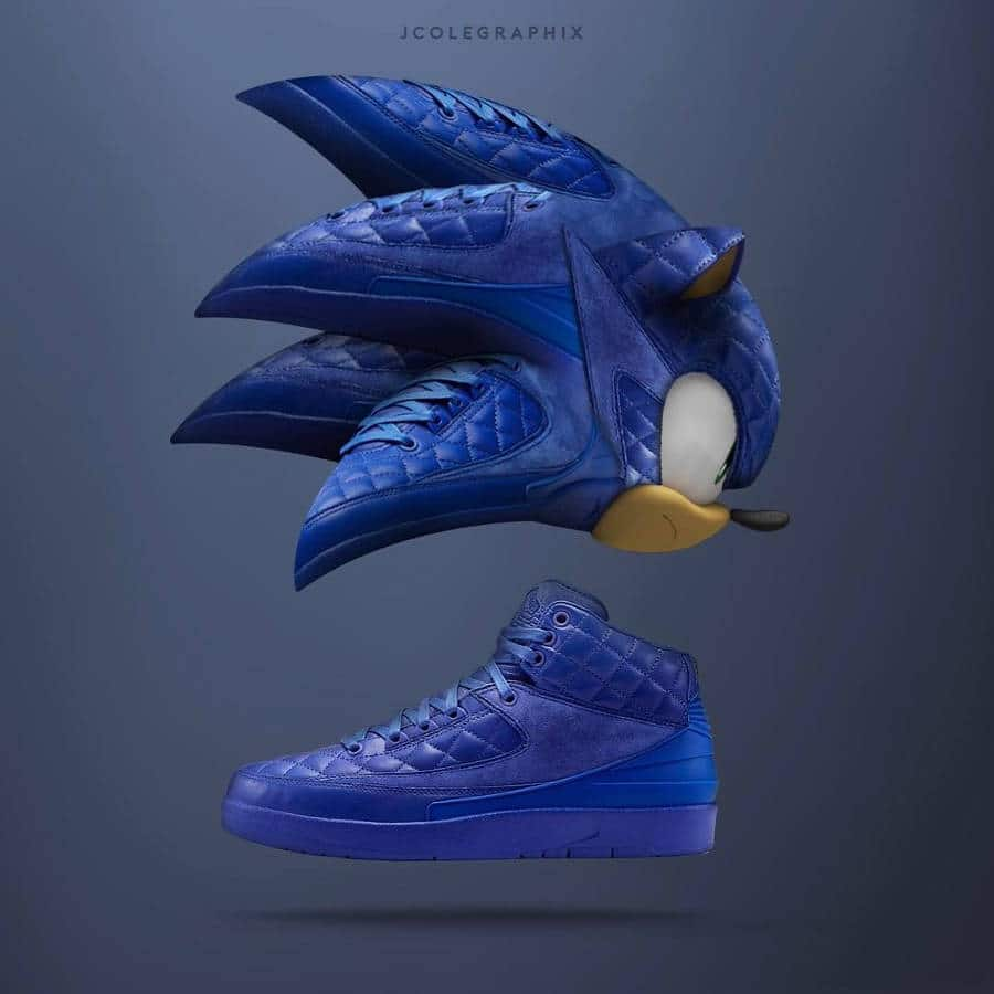 Sonic-x-Air-Jordan-2-Just-Don
