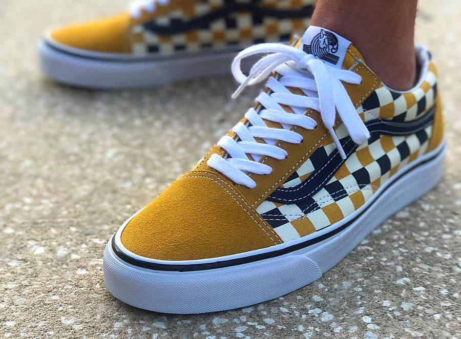 Vans Old Skool 'US Open' (#SDJ 18092017) | s n e a k e r s