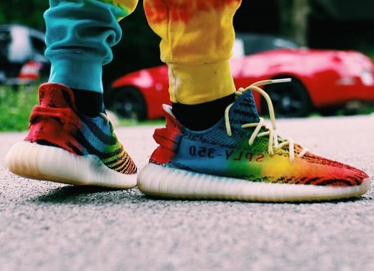 adidas-yeezy-350-boost-v2-Unicorn-@bychristianalexander