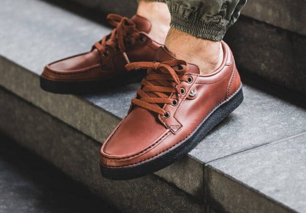 avis Mocassin Adidas McCarten SPZL Marron Supplier Colour (homme)
