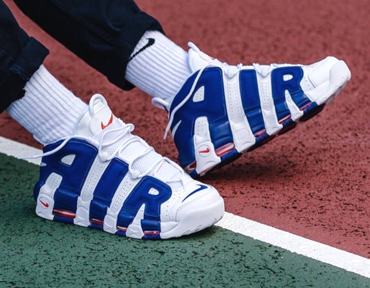 Nike Air More Uptempo 'The Dunk'