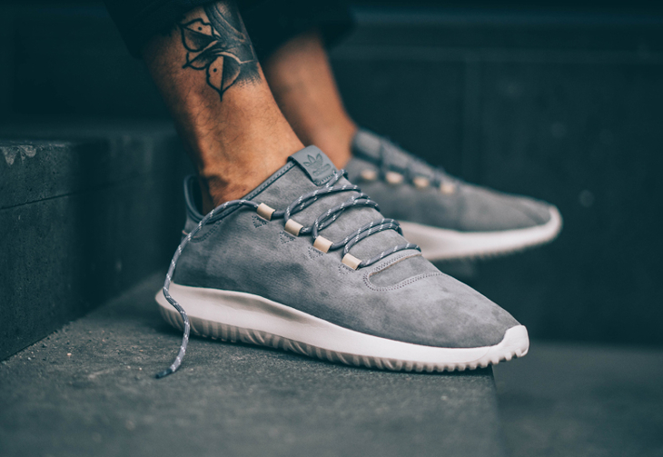Adidas Tubular Instinct Low Suede 'Core Black' (daim noir)