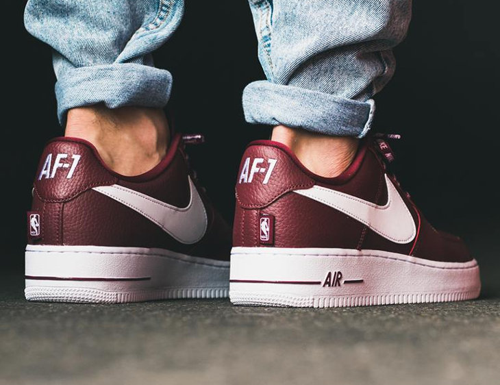 meilleur service a3e02 76f03 Nike Air Force 1 Low 07 LV8 'AF1 NBA Statement Game'