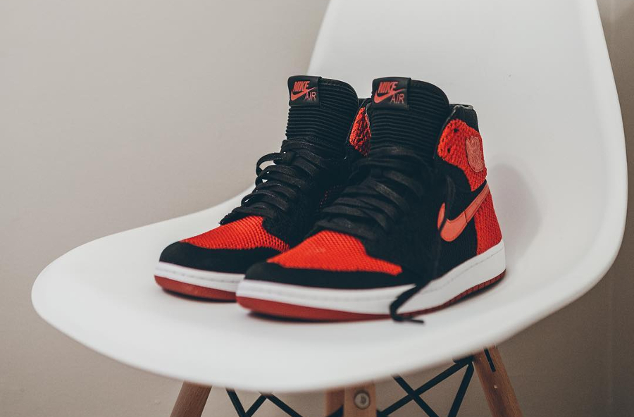 Air Jordan 1 Flyknit 'Banned'
