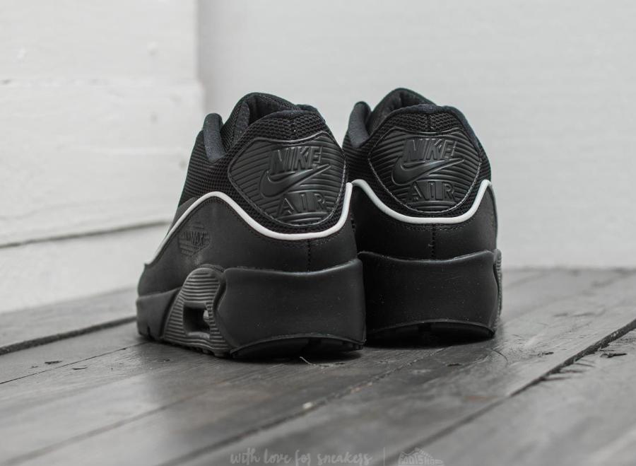 basket-air-max-90-ultra-2-0-essential-noire-vert-menthe-homme- (875695-009) (3)