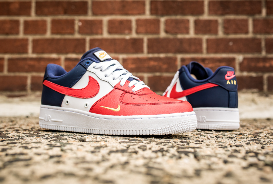 Nike Air Force 1 '07 LV8 Tricolor 'USA'