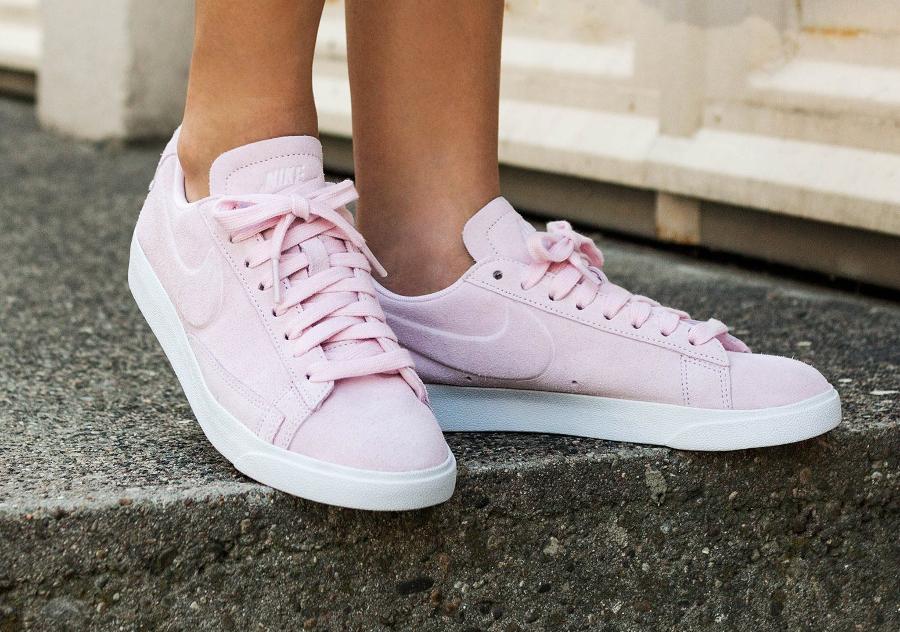 Nike Blazer basse Rose 'Prism Pink' (femme) : notre avis