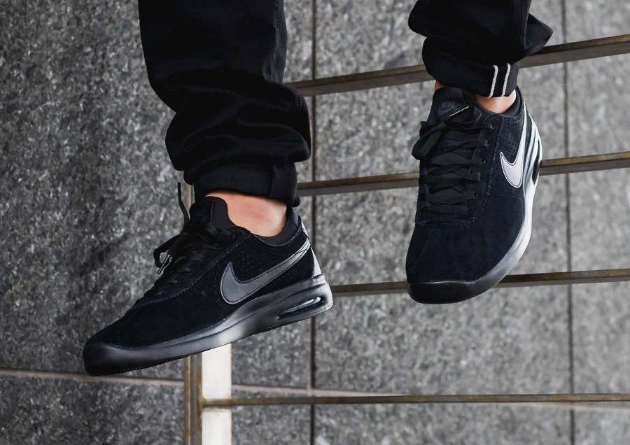 Nike SB Air Max Bruin Vapor avis Suede Noire 'Noir' notre avis Vapor 84352a