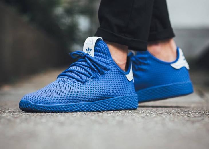 basket-pharrell-adidas-tennis-hu-bleu-blue-cp9766_07 (2)