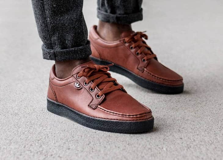 Mocassin Adidas McCarten SPZL Marron 'Supplier Colour'