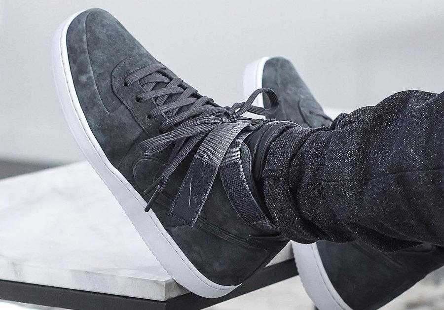 John Elliott x Nike Vandal High Premium 'Anthracite & Sail'