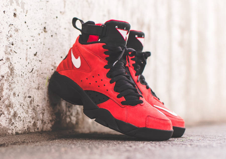 chaussure-kith-nike-maestro-2-high-take-flight-red-suede-rouge (2)