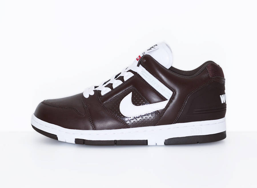 supreme-nike-air-force-ii-baroque-brown-marron