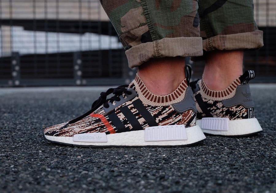 Adidas NMD R1 PK A.I. Camo @eartothestreet