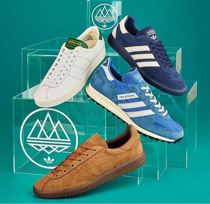 Adidas SPZL AW17 Drop 2