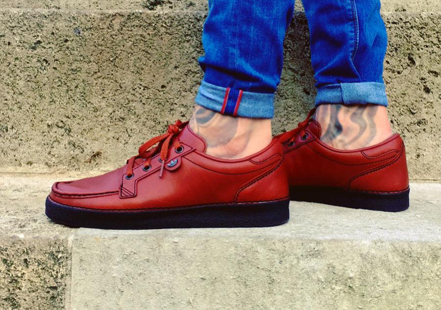 Adidas SPZL McCarten - @torkertony