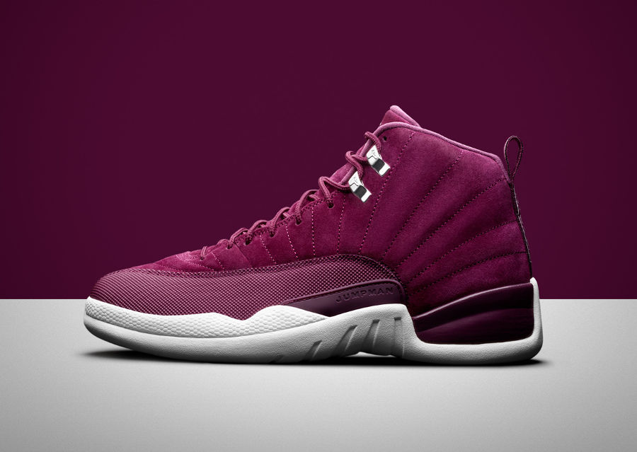 Air Jordan 12 Retro Bordeaux