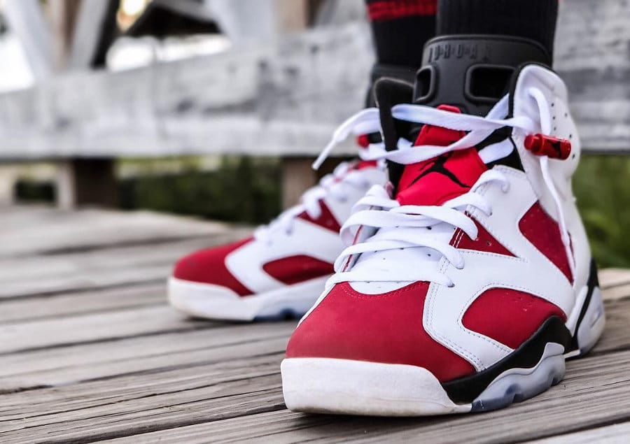Air Jordan 6 Retro Carmine - @oneeyedeer