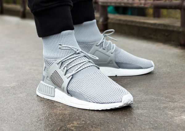 Chaussure Adidas NMD XR1 PK Winter Grise 'Grey Two' Adventure
