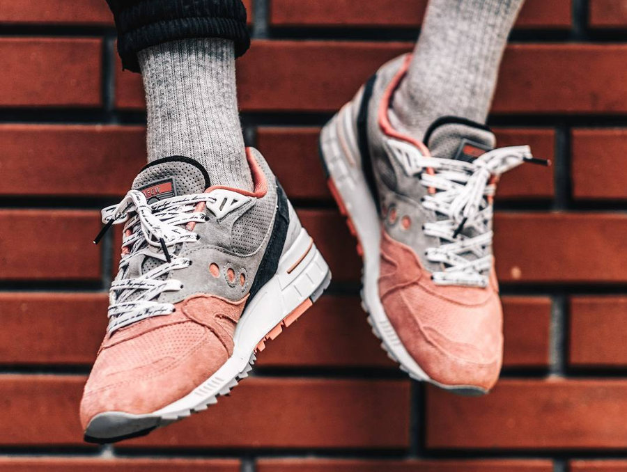 Chaussure Afew x Saucony Shadow Master 5000 Goethe Museum
