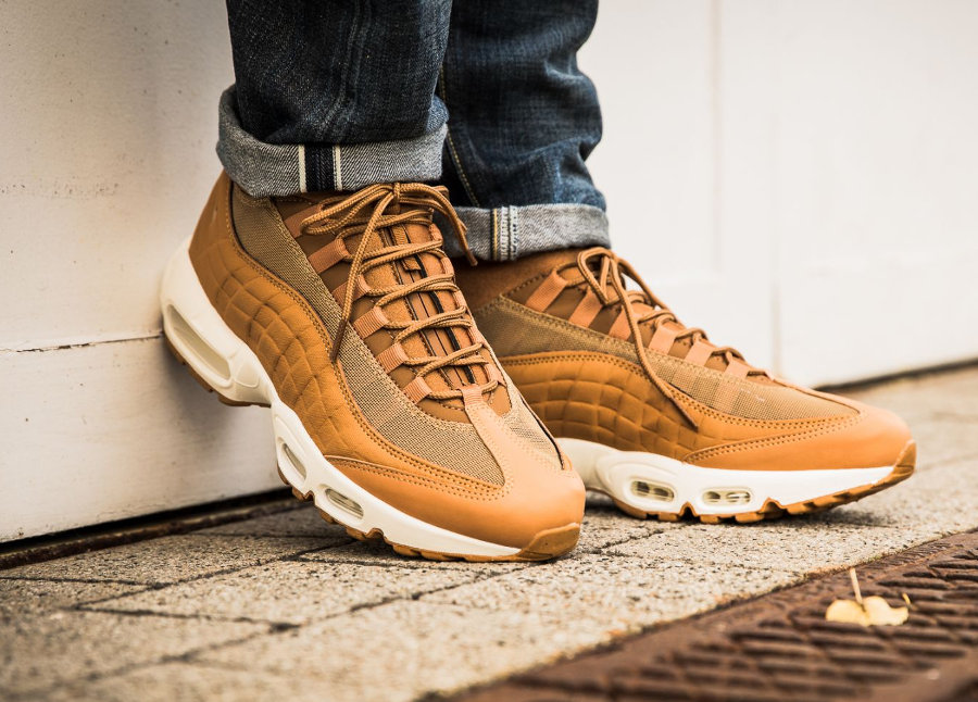 Nike Air Max 95 Sneakerboot 'Wheat'