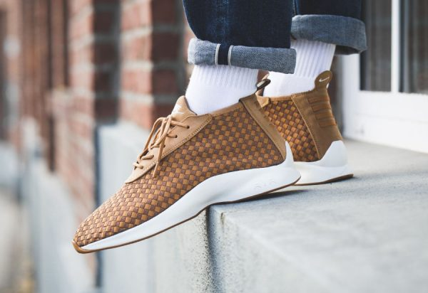 Chaussure Nike Air Woven Boot Wheat Flax (marron)