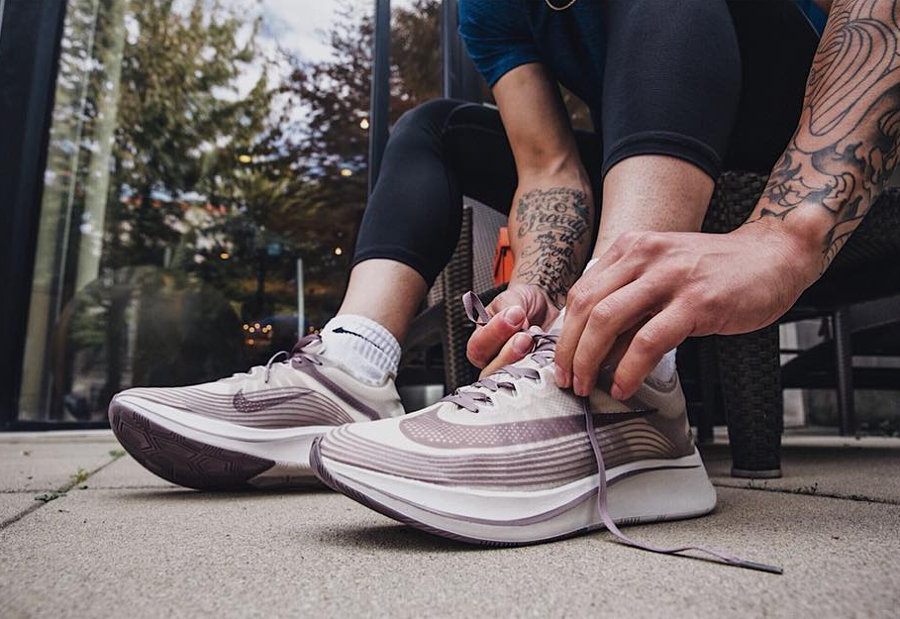 Nike Zoom Fly SP 'Chicago'