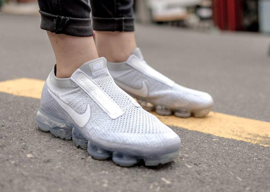 Nike Air Vapormax SE 'Pure Platinum & Night'
