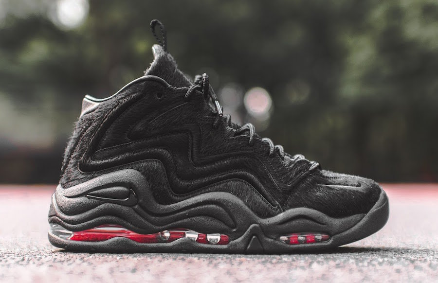 Kith x Nike Air Pippen 1 Black Pony