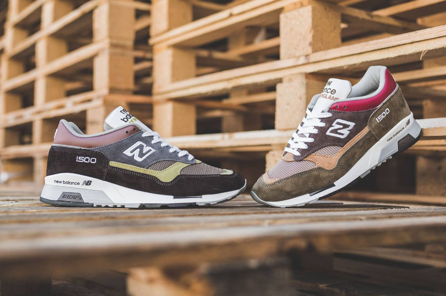 New Balance M1500BGG & M1500GBG (Made in UK)