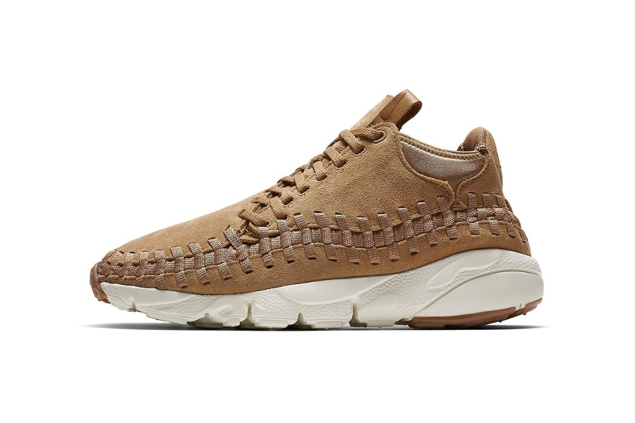 Nike Air Footscape Chukka Flax