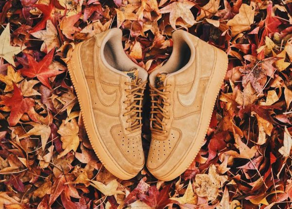 Nike Air Force 1 07 WB Wheat